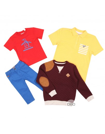 Multibranded Kids A/W Mix