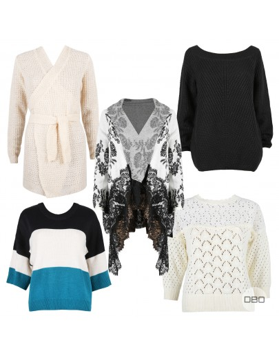 Multibranded Women's Knitwear