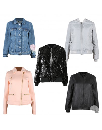 Light Women's Jackets Mix