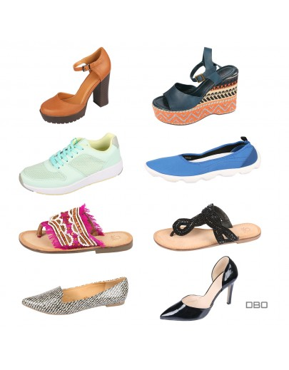 Benetton Women Shoes Mix