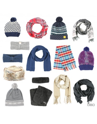 Designer Winter Accessories