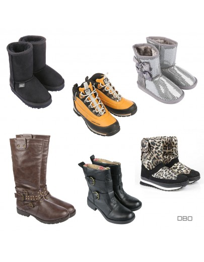 A/W Shoes Mix for Children