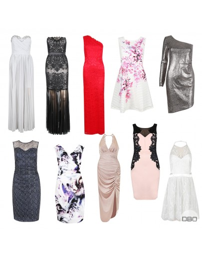 ExLipsy Party Dresses Mix