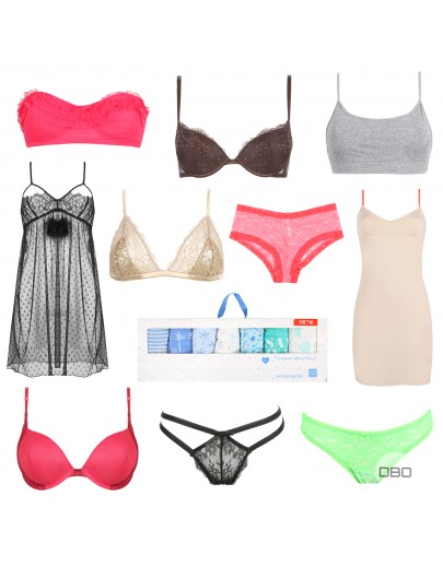 Women'secret Lingerie Mix