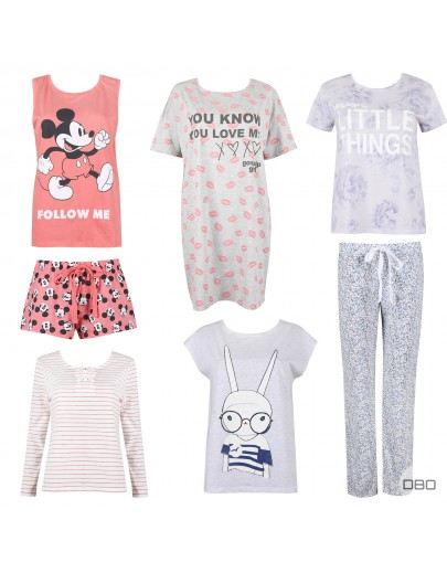 Women'secret Nightwear Mix