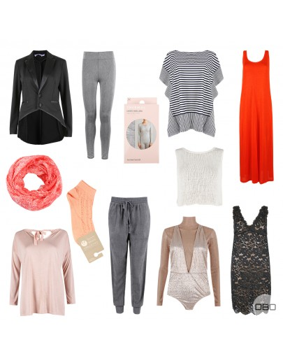 Women'secret Clothing Mix