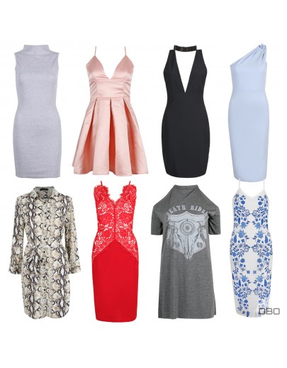 ExMissguided Dresses Mix