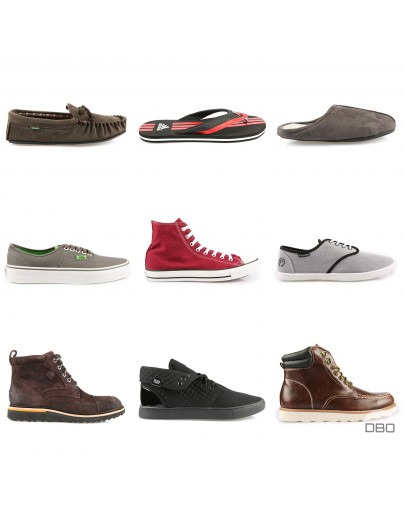 Multibranded Mens Shoes