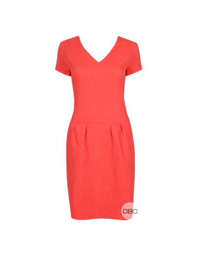 ExPromod Red Dress