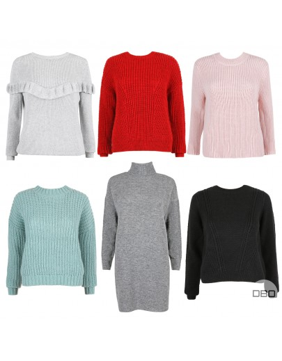 French Brand Knitwear Mix