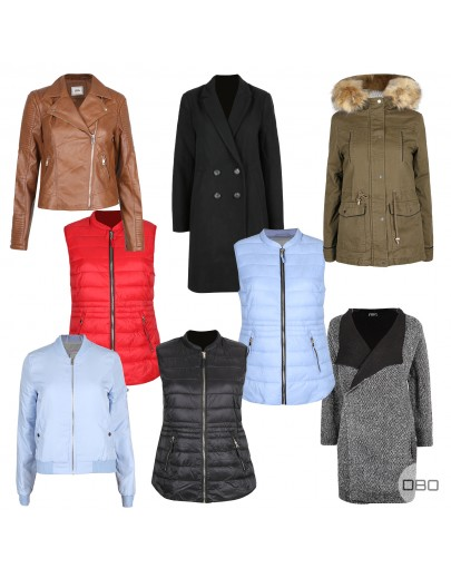 French Brand Outerwear Mix