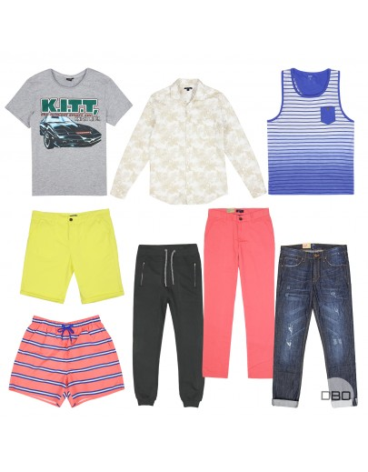 French S/S Mix For Him