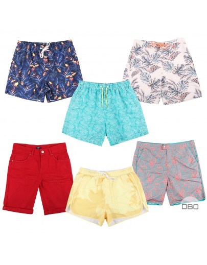 French Summer Shorts