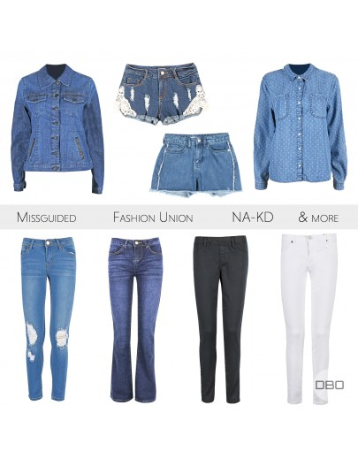 Multibranded Denim Mix