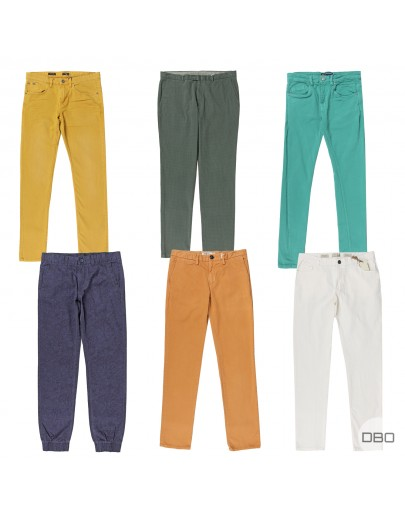Italian S/S Bottoms For Him