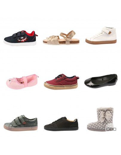Kids shoes Mix from exKiabi