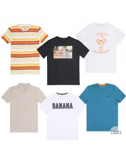 Men's tops Mix from exKiabi