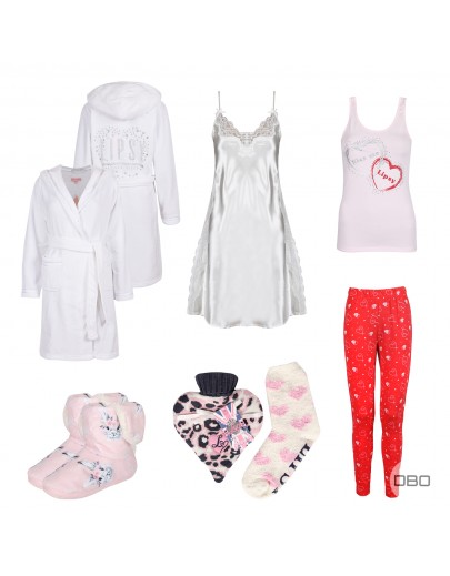 UK Brands Loungewear Mix