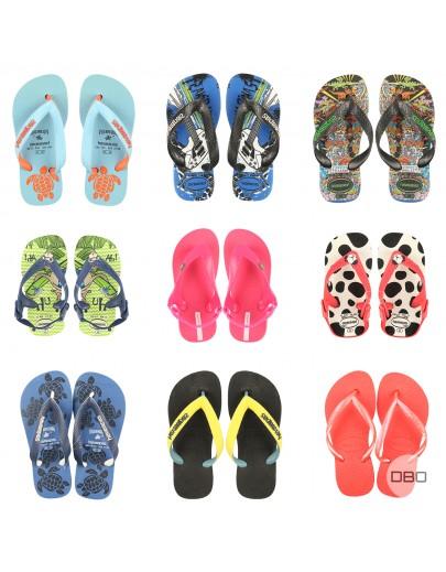 Havaianas Flip Flops Mix for Kids