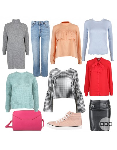 French Brand Mix for Women
