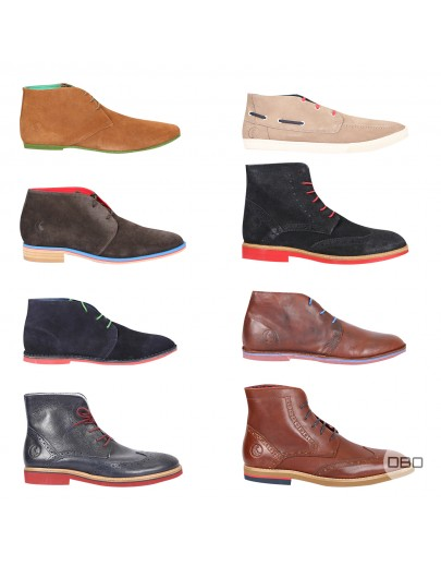 El Ganso A/W Leather Shoes For Men