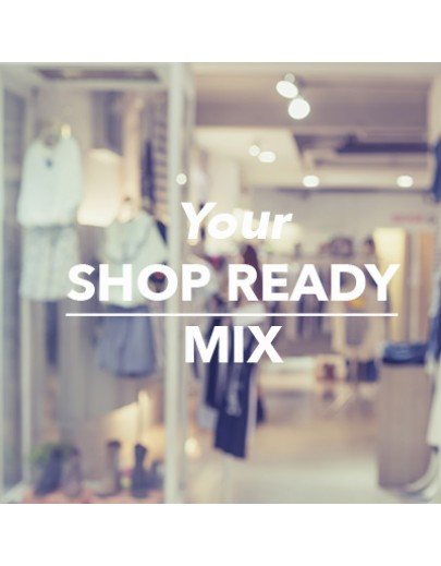 Shop Ready Mix