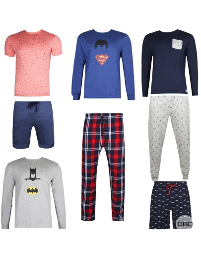 exSpringfield Pyjamas Mix for Him