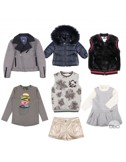 UK Designer Kids Mix