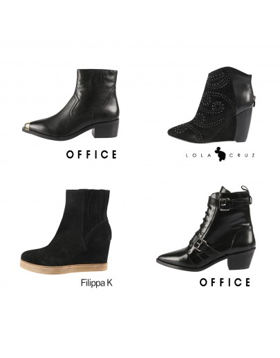 exOffice Woman Boots
