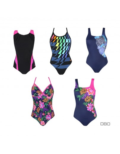 exZoggs Womens Swimwear