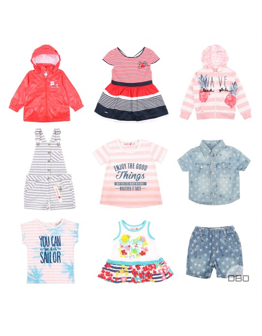 exBoboli Spanish Designer Kids Mix