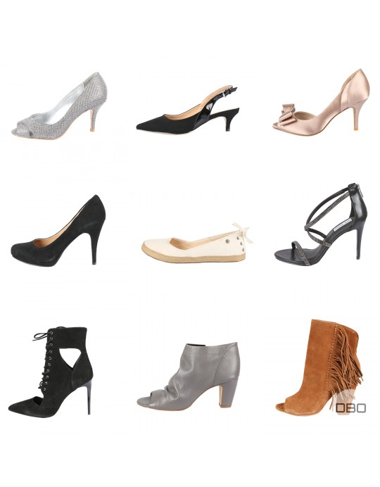 Womens exDune Shoes S/S Mix SPECIAL OFFER