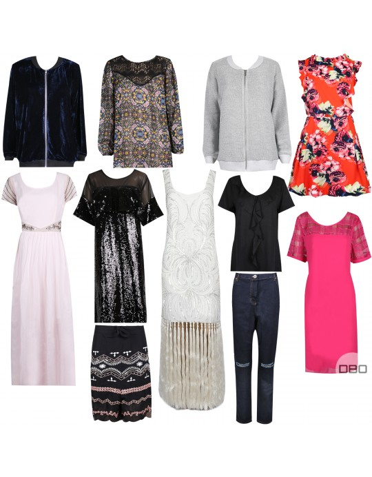 Plus Size UK Mix for Her
