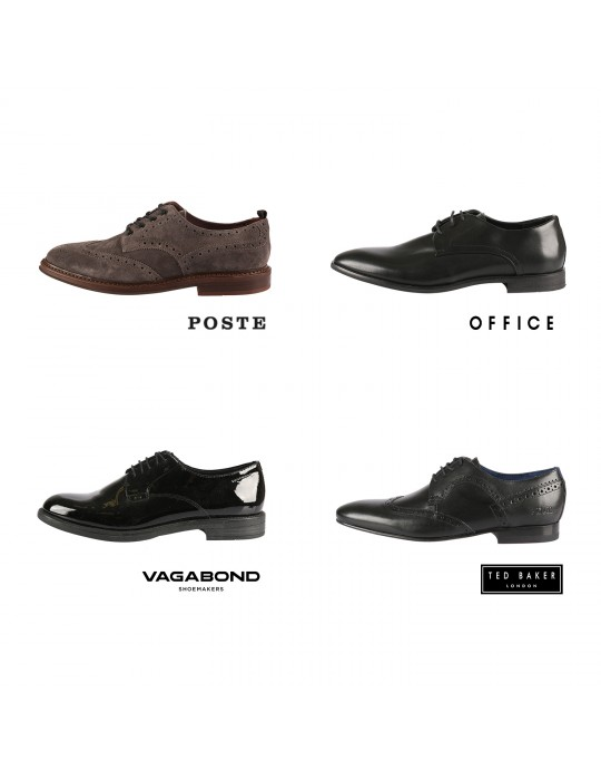 Branded Online store returns exOffice Men's Shoes