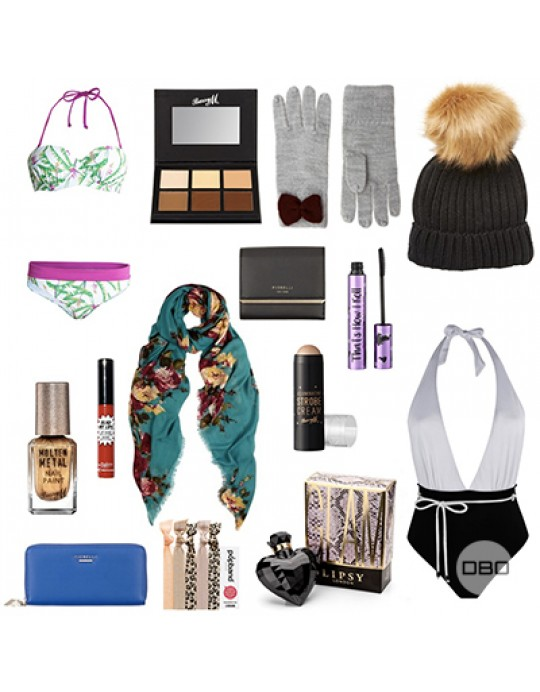 ExLipsy Accessories Mix