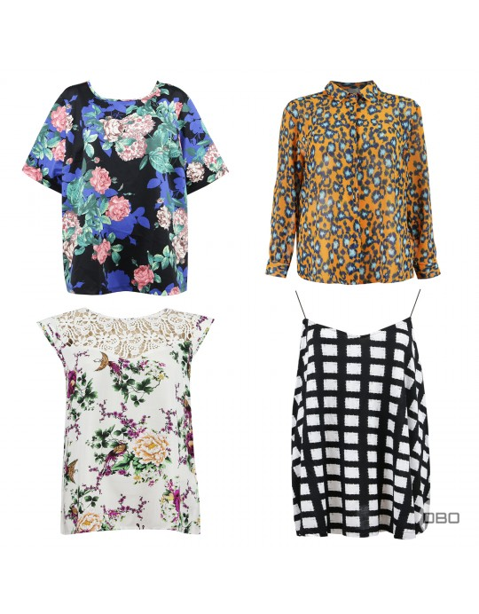 ExAsos Plus Size Tops