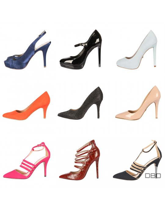ExLipsy Mix of Party Shoes