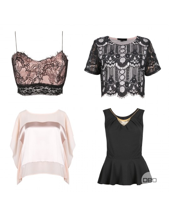 ExLipsy Party Tops