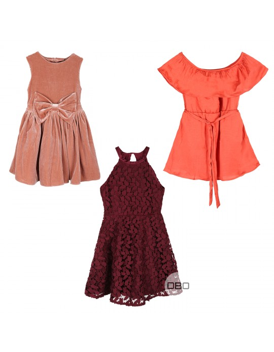 ExBardot Girls Dresses