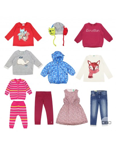 Benetton & Sisley Mix for Kids