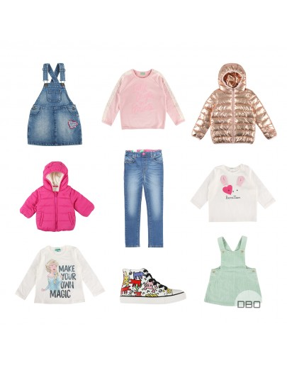 exBenetton Kids Mix