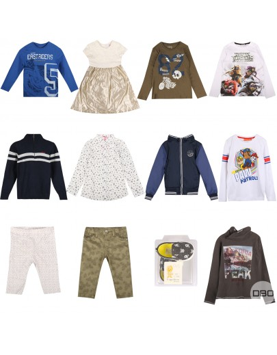 Italian A/W Kids Fashion Mix