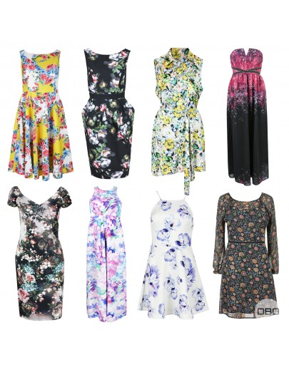 Floral-print Dresses by Lipsy