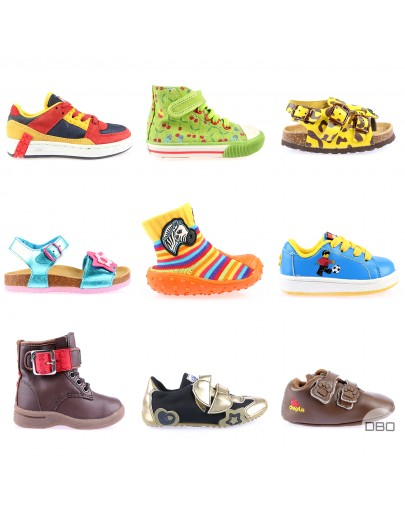 Kids Shoes Mix