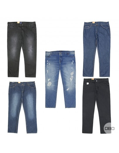 Plus Size Jeans For Him