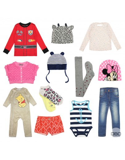 Mango, Tom Tailor, H&M & More For Kids