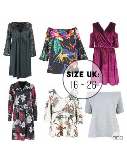 Plus Size by Pink Clove