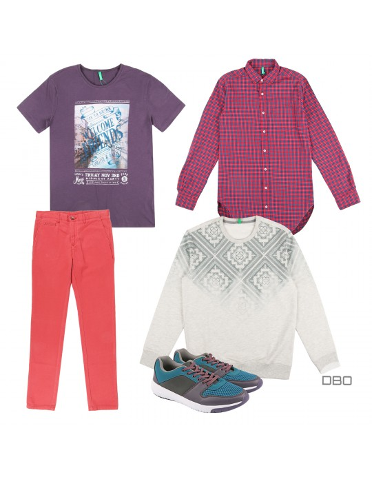 Benetton Mix for Him