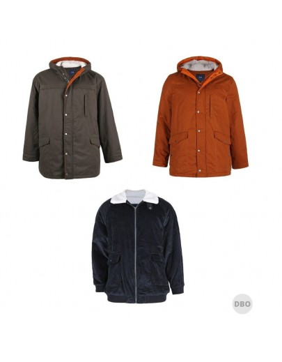 EXKIABI Man Outerwear Mix