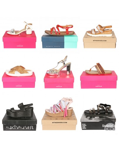 exMustang Shoes S/S Mix